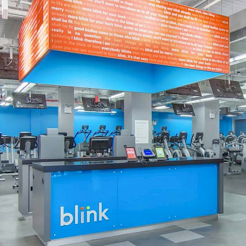 Blink Fitness - First So. Cal. Location
