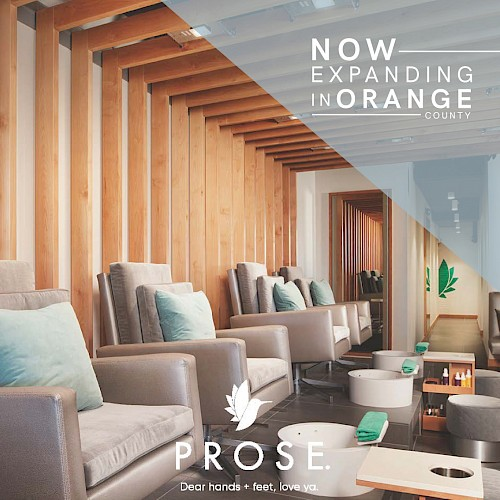 Prose Expanding in Orange County