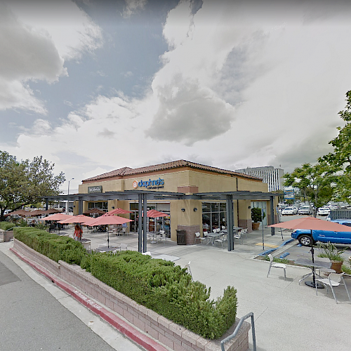 Foothill and Rosemead Marketplace