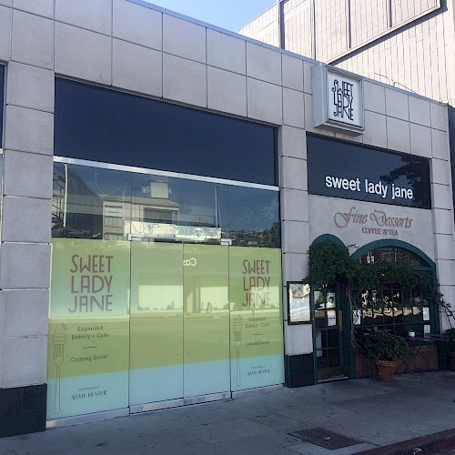 Sublease Opportunity - 8360 Melrose