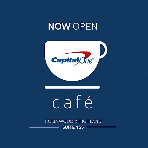 Capital One opens in Hollywood