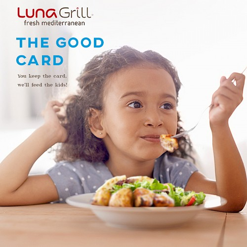 Luna Grill Making a Difference for Children in Need