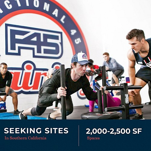 f45 - Seeking Sites