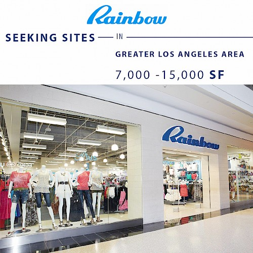 Meet our New Client - Rainbow Shops